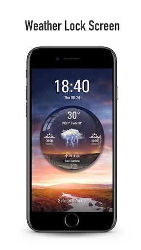 OS Style Daily live weather forecast 16.6.0.6243_50109 Screenshots 6