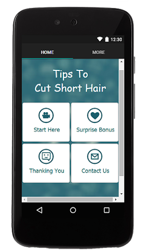 Tips To Cut Short Hair