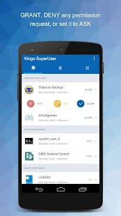 Kingo SuperUser [ROOT]- screenshot thumbnail