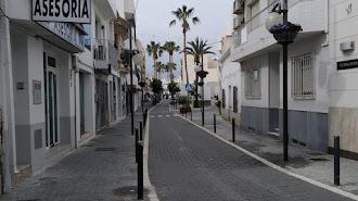 Imagen de una de las calles del municipio en una foto de archivo.