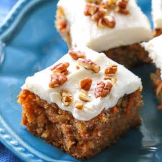 Moist Carrot Cake Recipes.