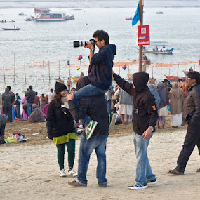 photographers by Santosh Pandey - People Street & Candids ( photographer, taking photos, pwc75 )
