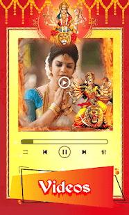 Download Navratri 2020 – Video Status, Aarti, DP maker For PC Windows and Mac apk screenshot 2