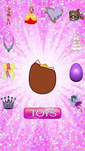 Surprise Eggs Princess Adorable  captures d'écran 2