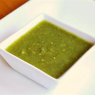 Jalapeño Honey Sauce.