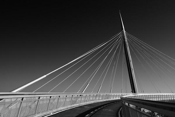 Ponte sul mare di Sergio Rapagnà