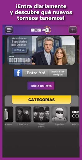 BBC IQ Spanish TV Trivia