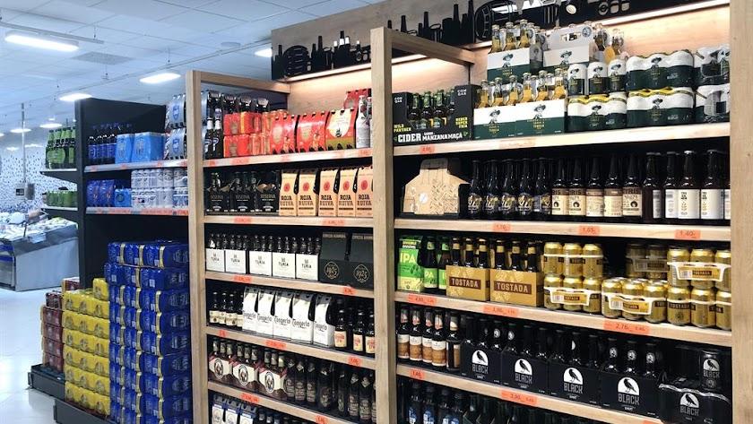 Entre los productos cuyo consumo se incrementa están la cerveza (+78%).
