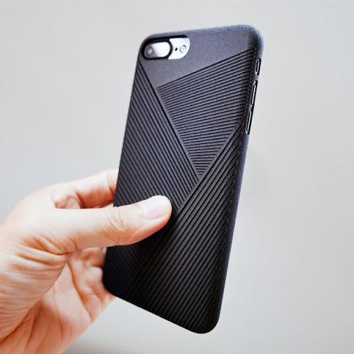 iPhone 7 Plusケース_ジオメトリックNo.2