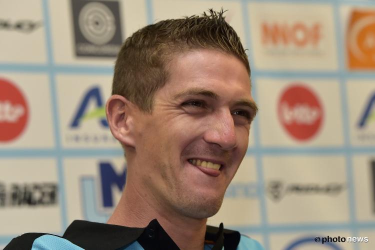 """Jurgen Van den Broeck is geen kopman meer, maar voelt zich goed in nieuwe rol bij Lotto-Jumbo: """"Ik heb de switch gemaakt"""""""