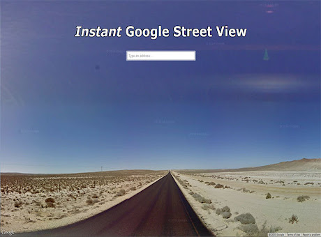 Instant Street View
