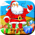 Santa Puzzle: Christmas Games icon