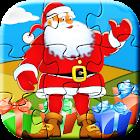 Santa Puzzle: Christmas Games icon