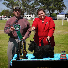 Photo: Best Puppy, ARGOWAN SOME LIKE IT HOT owned by Stacey Sullivan, Anita Bugges and M Bettis