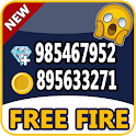 Fire Guide for Free - Coins & Diamonds 🔥🔥 icon