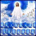 God christ keyboard icon