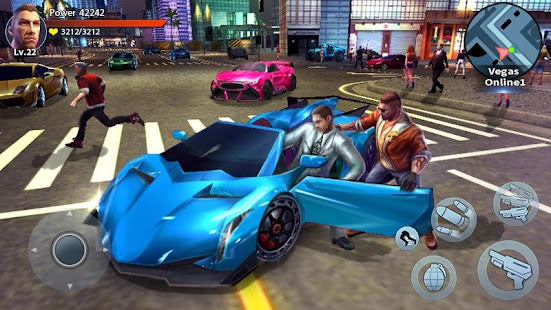 Game Auto Theft Gangsters APK for Windows Phone