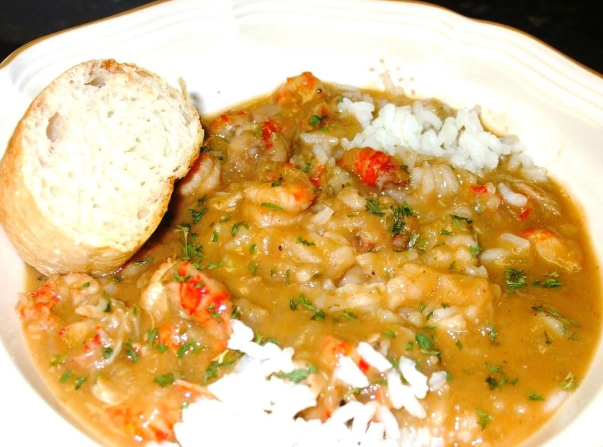 Louisiana S Best Crawfish Etouffee Just A Pinch Recipes