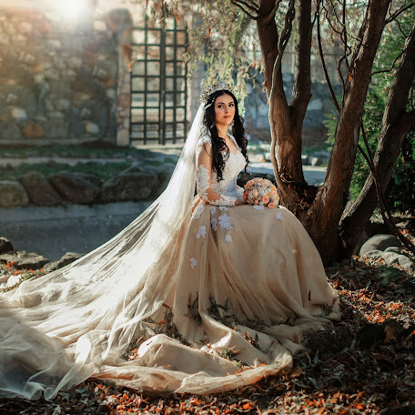 Wedding photographer Irina Kaloeva (Kaloeva). Photo of 19.02.2018