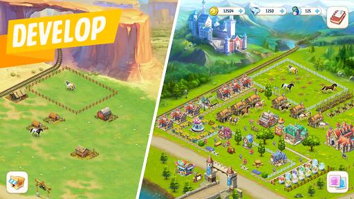 Horse Haven World Adventures apkpoly screenshots 6