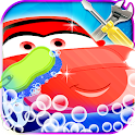 Car Wash Salon and Cleanup icon