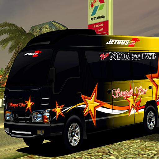 Minibus simulator indonesia