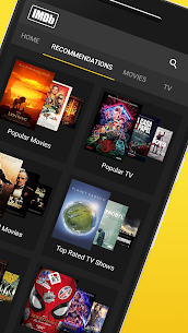 IMDb Movies & TV Shows: Trailers, Reviews, Tickets (MOD, AD-Free) v8.2.5.108250302 2