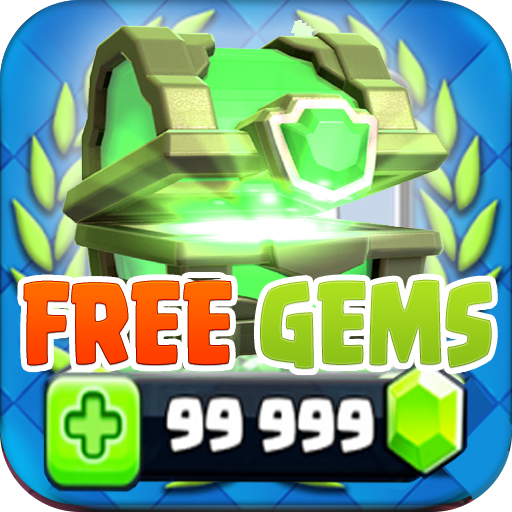 Gems & Chest For Clash Royale Aplicaciones (apk) descarga gratuita para Android/PC/Windows