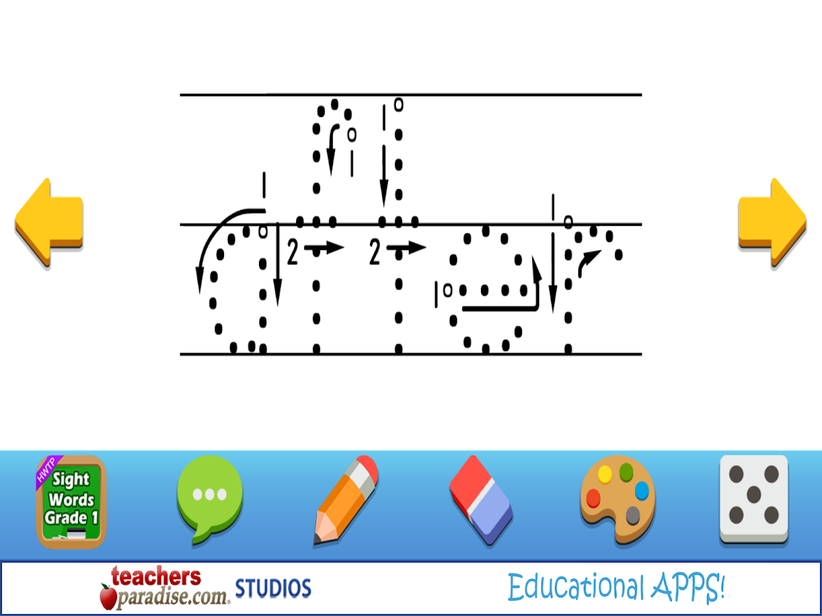 Kids Handwriting Grade 1 HWT- screenshot