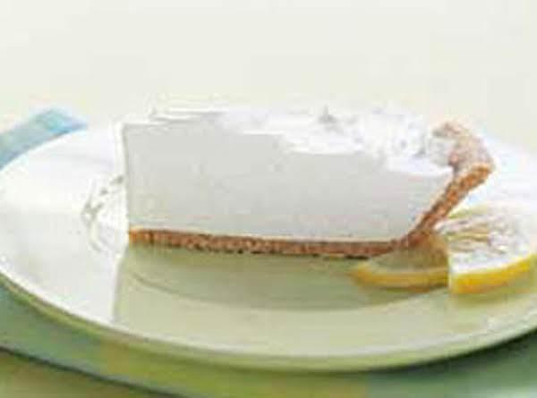 Lemonade Cheesecake Pie (quick & Easy) Recipe