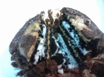 PB OREO BROWNIES