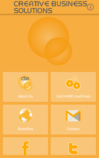 CBS 2nd Hand Machines