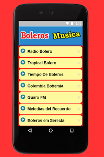 Bolero Music Radio Stations - náhled