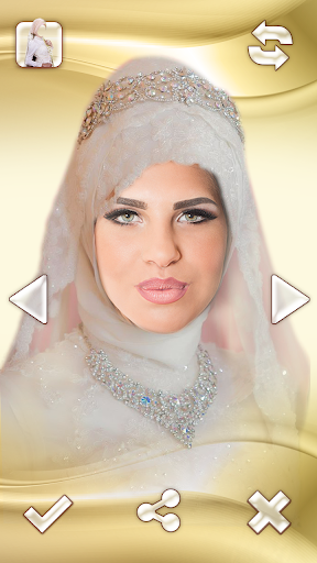 盖头婚礼 图片编辑器
