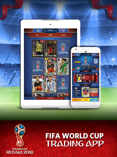 FIFA World Cup Trading App 1.1.6 Screenshots 3