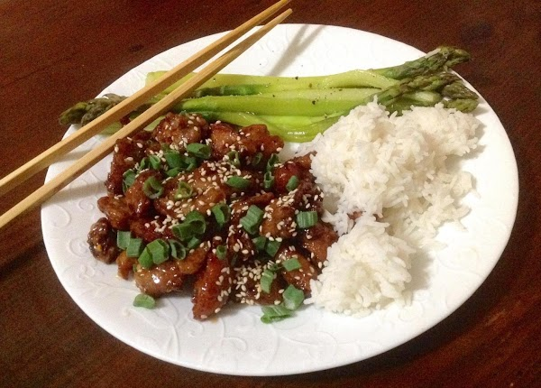 Chinese - Sesame Chicken Recipe