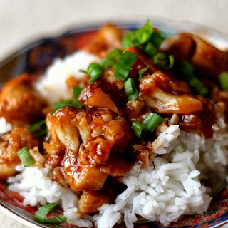 Peanut Butter Chicken.