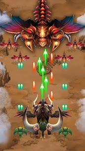 Dragon shooter Dragon war MOD (Unlimited Money) 5