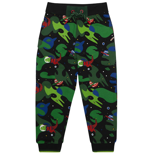 Primary image of Fabric Flavours Camo Sweatpants
