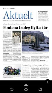Fjordingen eAvis - náhled