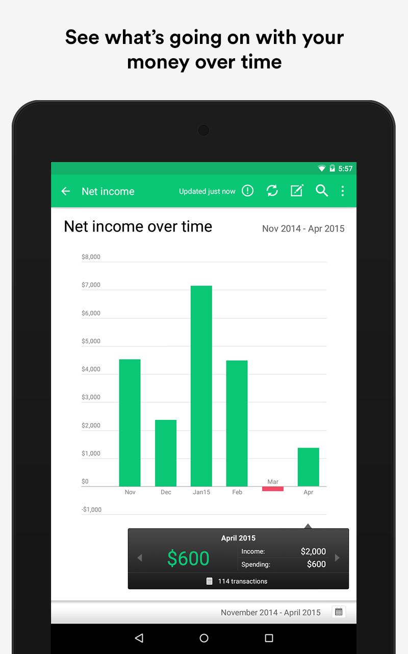 Mint: Personal Finance & Money screenshot #18