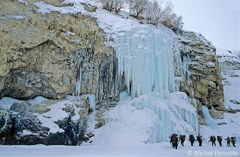 Photo: et la cascade de Nyerak