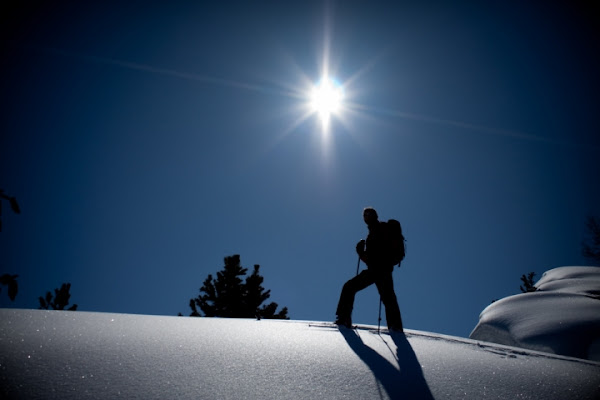 Scialpinismo di Claudio Polesel