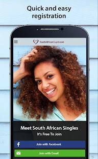 SouthAfricanCupid - South African Dating App- screenshot thumbnail