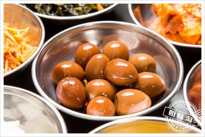 槿韓食堂滷鳥蛋
