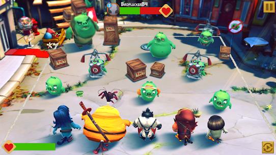 Angry Birds Evolution MOD 1.19.0 (High Damage) Apk + Data 6