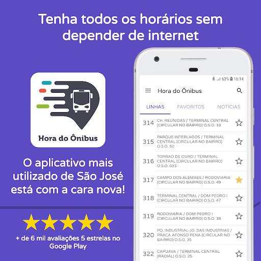 Bus Times Su00e3o Josu00e9 dos Campos screenshots 1