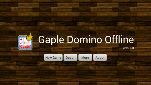 Gaple Domino Offline 1.4 screenshots 7