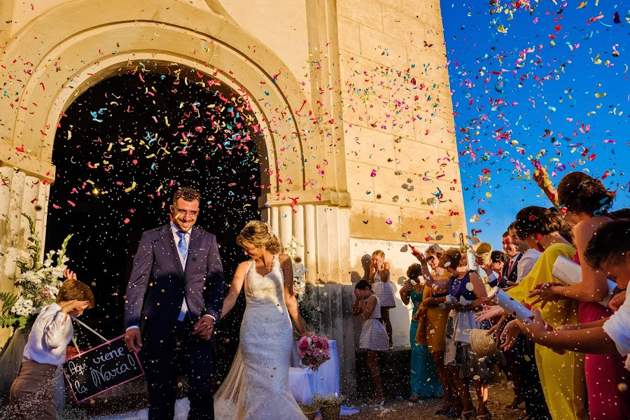 Wedding photographer Alberto Parejo (parejophotos). Photo of 15.08.2017