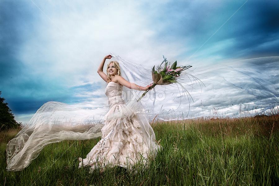 bride by Dejan Nikolic Fotograf Krusevac - Wedding Bride ( smederevo, vencanje, jagodina, paracin, krusevac, pozarevac, za, banja, svilajnac, fotograf )